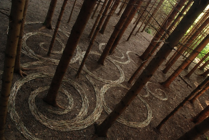 Exploring Land Art - Home
